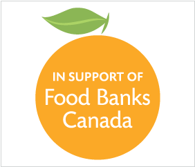In Support of Food Bank Canada